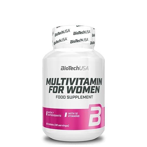 BioTechUSA: Multivitamin For Women (60 таб)