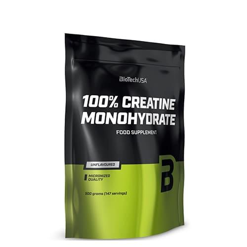 BioTechUSA: Creatine Monohydrate (500 гр)
