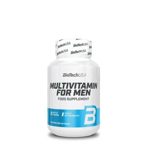 BioTechUSA: Multivitamin For Men (60 таб)