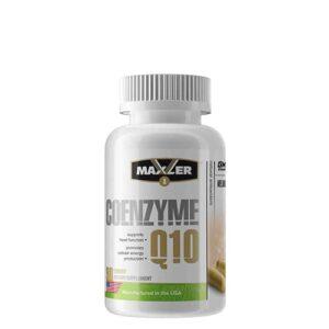Maxler: Coenzym Q10 (120 капс)