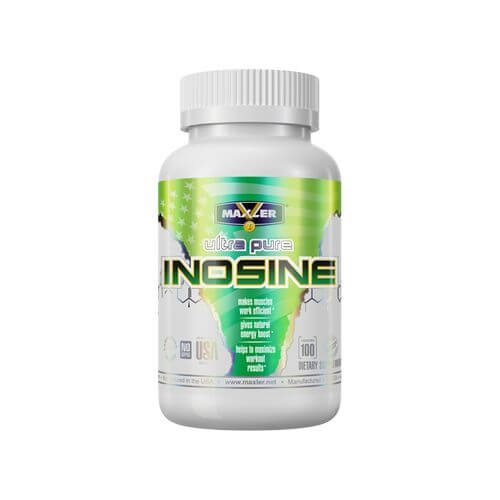Maxler: Inosine (рибоксин) (100 капс)