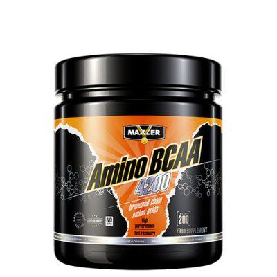 Maxler: Amino ВСАА 4200 (200 таб)