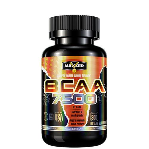 Maxler: BCAA 7500 (300 капс)