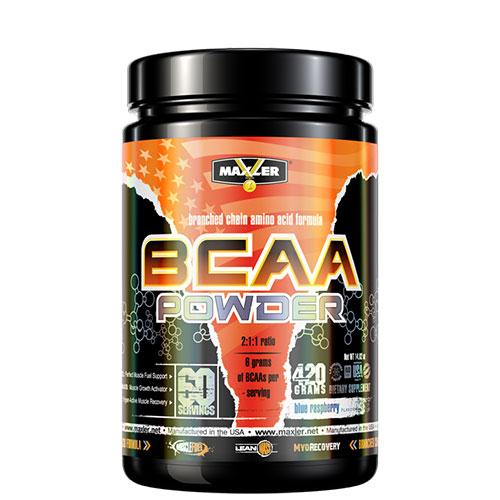 Maxler: BCAA Powder (420 гр)