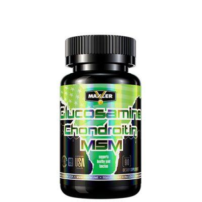 Maxler: Glucosamine Chondroitin MSM (90 таб, 30 порций)