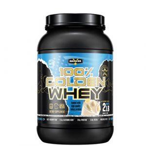 Maxler: 100% Golden Whey Protein (908 гр)