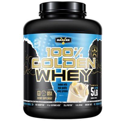 Maxler: 100% Golden Whey Protein (2270 гр)