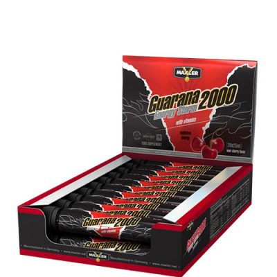 Maxler: Energy Storm Guarana 2000 (1 амп)