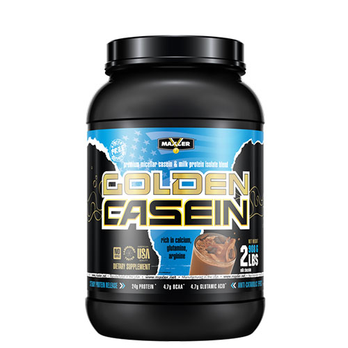 Maxler: Golden Casein (909 гр)