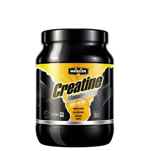 Maxler: Creatine (500 гр)