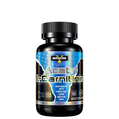 Maxler: Acetyl L-Carnitine (100 капс)