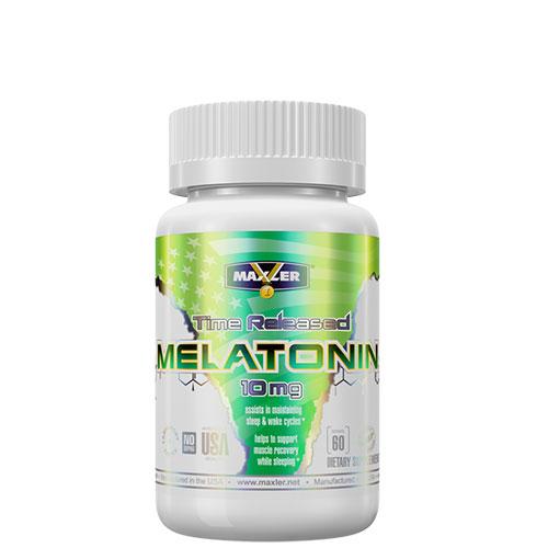 Maxler: Melatonin (10 мг, 60 таб)