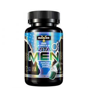 Maxler: VitaMen (180 таб, 60 порций)