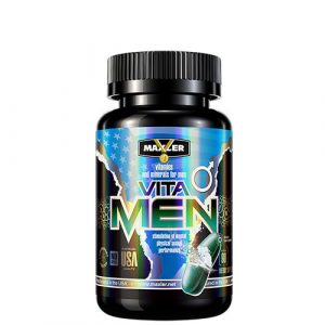 Maxler: VitaMen (90 таб, 30 порций)