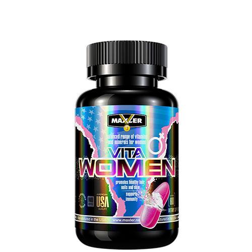 Maxler: VitaWomen (60 таб, 30 порций)