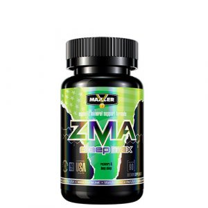 Maxler: ZMA Sleep Max (90 капс)