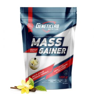 Geneticlab: MASS GAINER (1000 гр)