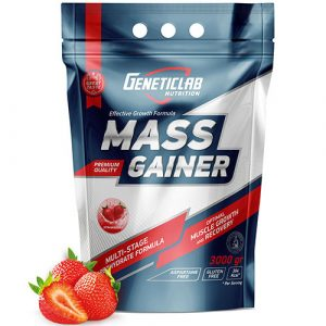 Geneticlab: MASS GAINER (3000 гр)