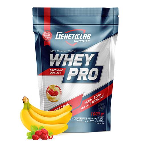 Geneticlab: WHEY PRO (1000 гр)