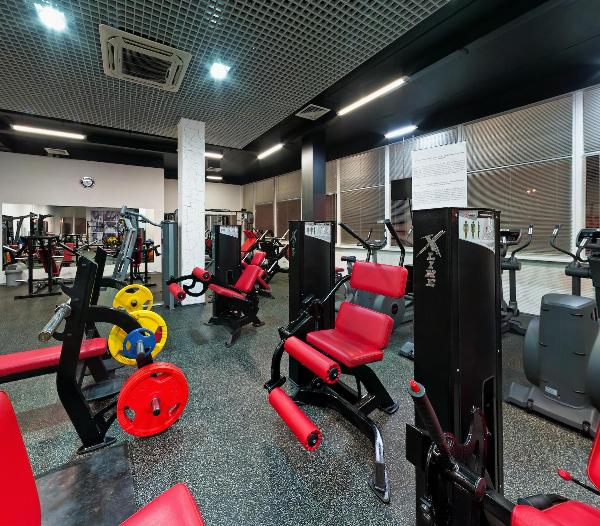 🔵пионер воронежского фитнеса!🔵 #триэль - клуб, в котором знают, как добиться желаемого результата и быть здоровым!