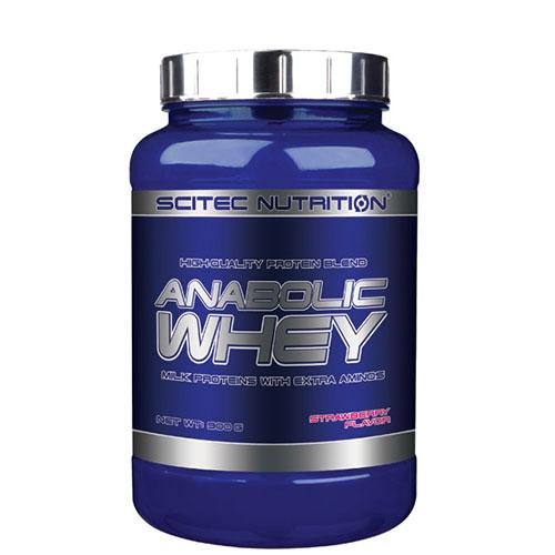 SCITEC: Anabolic Whey (900 гр)