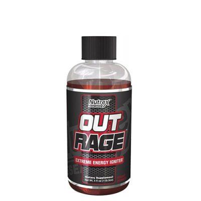 Nutrex: OutRage (1 бутылочка, 2 порции)