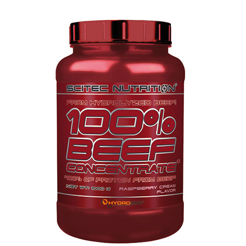 SCITEC: 100% Beef Concentrate (1000 гр)