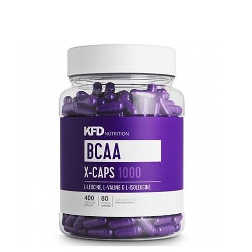 KFD: BCAA 1000 (400 капс)