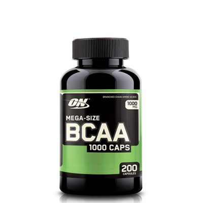 Optimum Nutrition: BCAA 1000 (200 капсул)