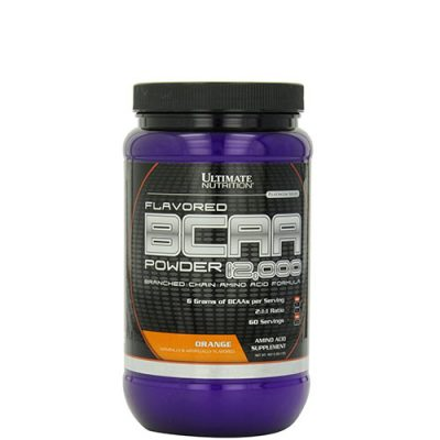Ultimate Nutrition: Flavored BCAA (457 гр)