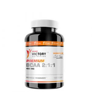 Victory Nutrition: BCAA (180 капс)