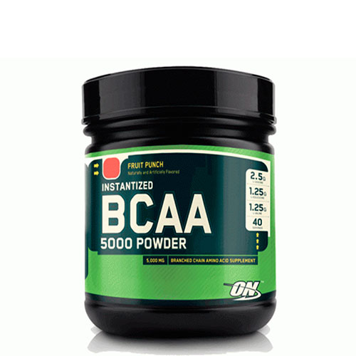 Optimum Nutrition: BCAA 5000 Powder (380 гр)
