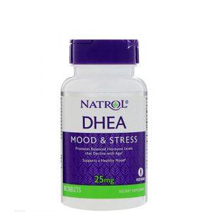 Natrol: DHEA (50мг, 60 капс)