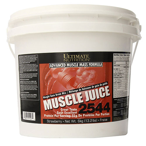 Ultimate Nutrition: Muscle Juice (4750 г)