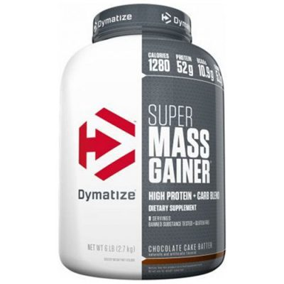 Dymatize: Super Mass Gainer (2720 г)