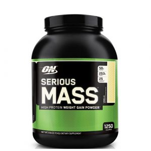 Optimum Nutrition: Serious Mass (2.76 кг)