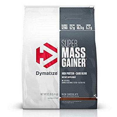 Dymatize: Super Mass Gainer (5440 г)