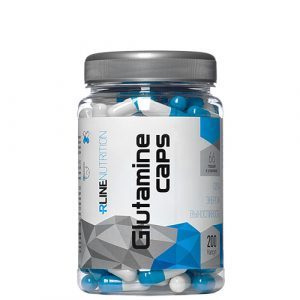 Rline: Glutamine (200 капс)