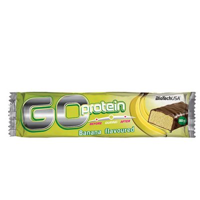 BioTechUSA: Go Protein Bar (80 гр)