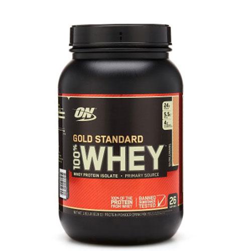 Optimum: Gold Standard (908 г, 31 порция)