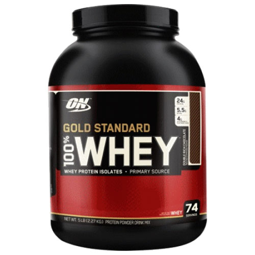 Optimum: Gold Standard (2270 г, 71 порция)