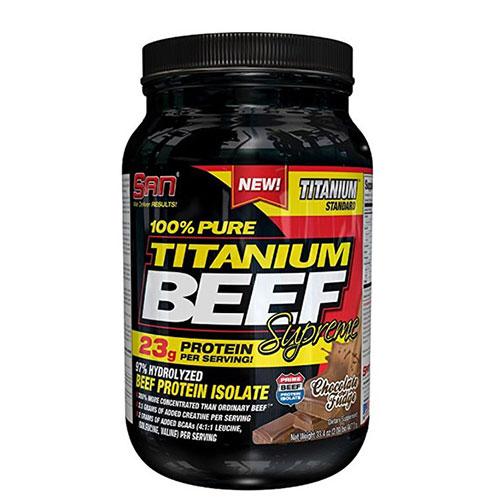 SAN: Beef Supreme (900 гр)
