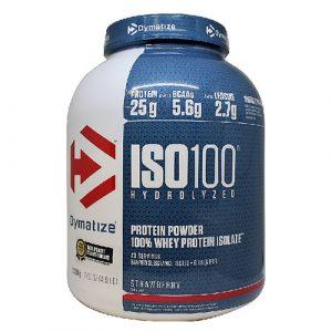 Dymatize: ISO-100 (2275 г, 81 порция)