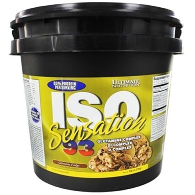 Ultimate Nutrition: ISO Sensation (2275 гр)