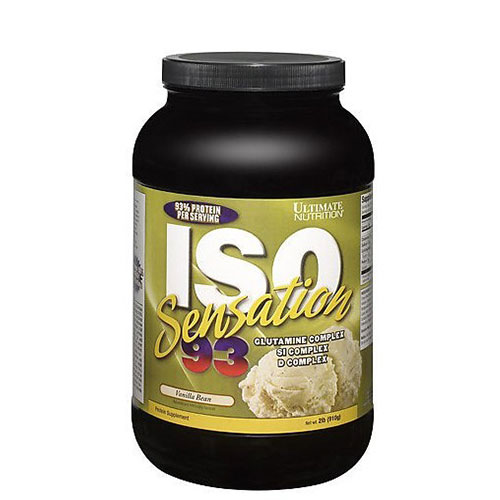 Ultimate Nutrition: ISO Sensation (910 гр)