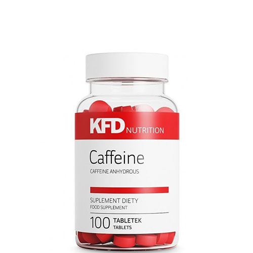 KFD: Caffeine (100 таб)