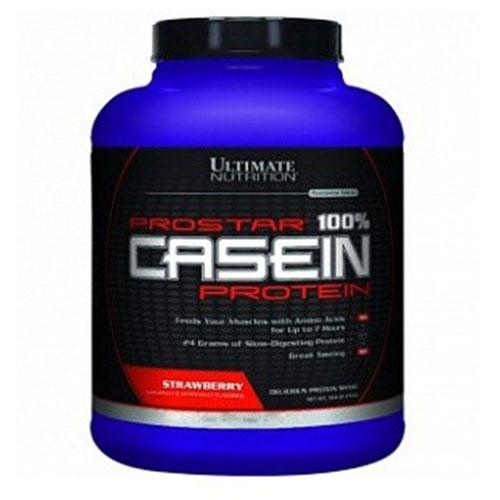 Ultimate Nutrition: Prostar Casein (2270 гр)