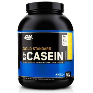Optimum: Gold Standard 100% Casein (1820 г)