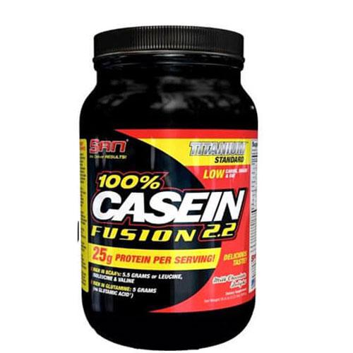 SAN: Casein Fusion (1000 гр, 27 порций)