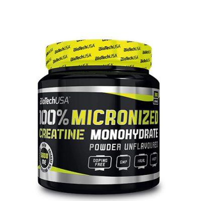 BioTechUSA: 100% Creatine Monohydrate (300 гр)